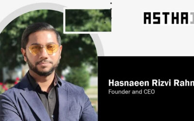 Hasnaeen Rizvi Rahman an Astute Leader committed to deliver innovative software solutions