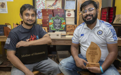 Woodpecker: Carving out a business from a leap of faith